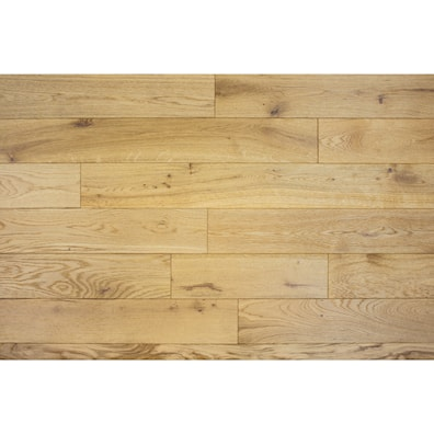 18mm Enhanced Rustic Brushed Matt Lacquered Engineered FlooringT&G