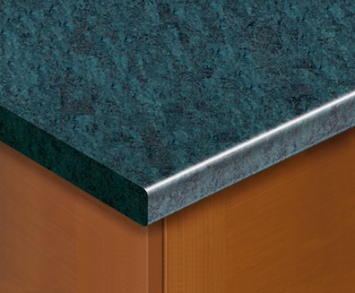 Blue Slate Breakfast Bar 3000X900X38