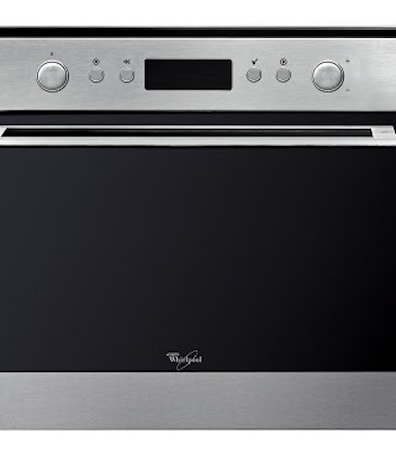 Whirlpool AMW820/IX Built-In Microwave & Grill