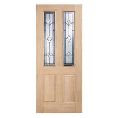 Oak Salisbury External Door Part L