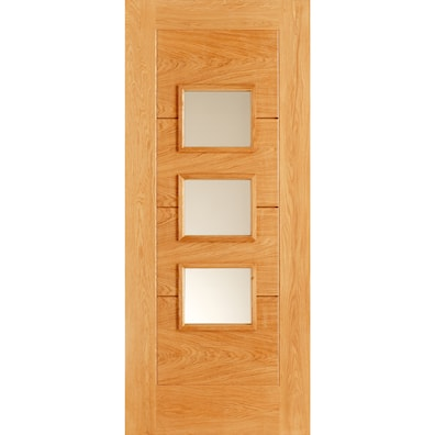 Oak Arta External Door
