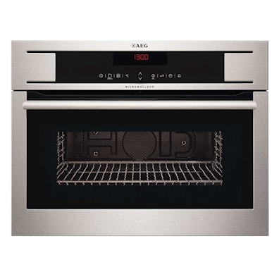 AEG KR8403101M Built-In Microwave & Grill