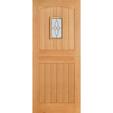 Oak Cottage Stable 1L External Door