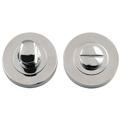 Linea Bathroom Turn & Release Set Polished Chrome