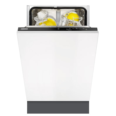 Zanussi ZDV12002FA Integrated Slimline Dishwasher