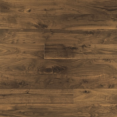 18mm Walnut Lacquered Engineered Flooring