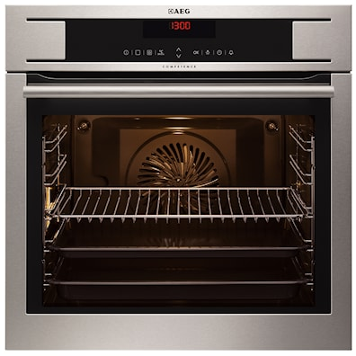 AEG BP730410KM Built-In Electric Single Oven