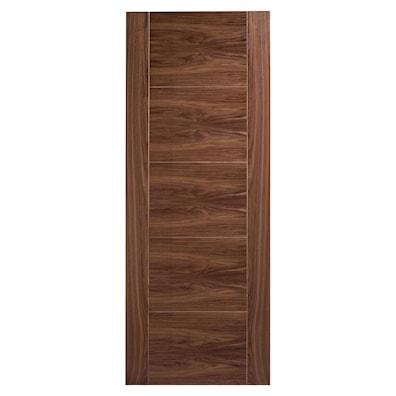 Walnut Vancouver Internal Fire Door 2040x826mm