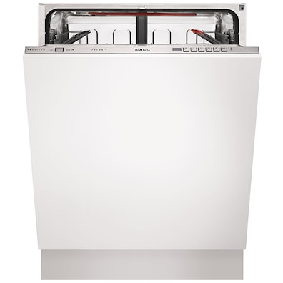 AEG F66603VI0P Integrated Standard Dishwasher