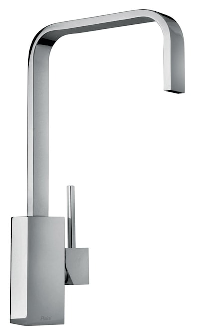 Evios Square Tap Chrome