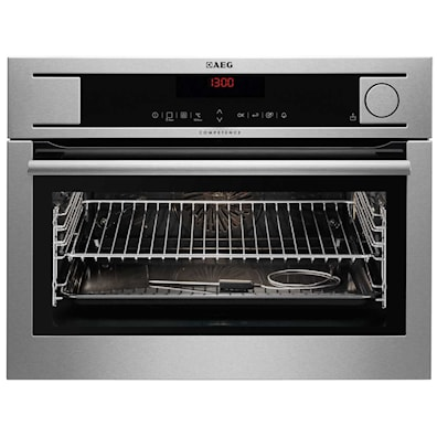 AEG KS8404701M Built-In Compact Steam Oven