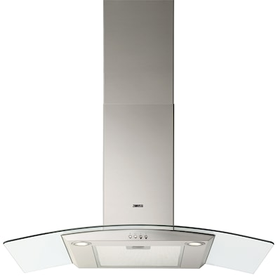 Zanussi ZHC9234X Chimney Cooker Hood