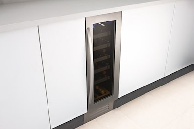 Caple WI3121 Under Counter Single Zone Wine Cooler