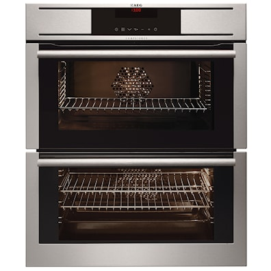 AEG NC7013001M Built-Under Double Oven
