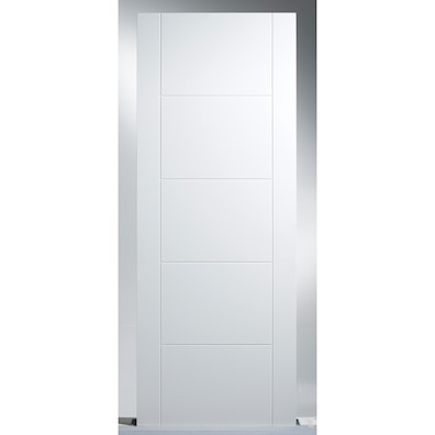 Florida White Primed Internal Door 1981x762mm