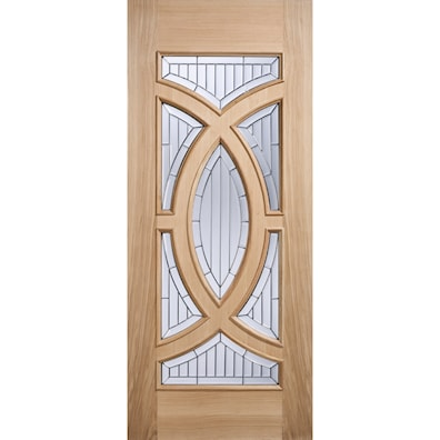 Oak Majestic External Door