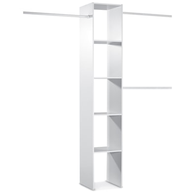 Standard White Interior Shelf Unit