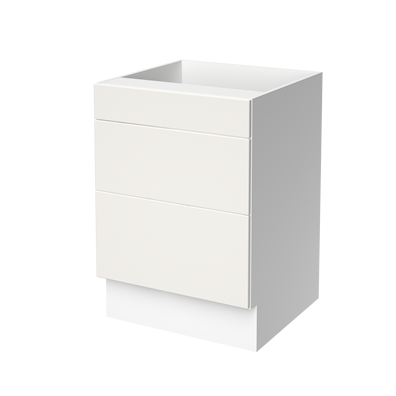 3 Drawer Floor Unit
