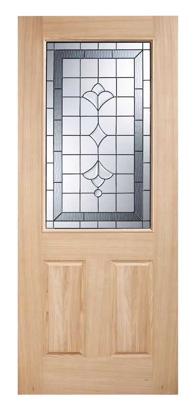 Oak Winchester External Door Part L