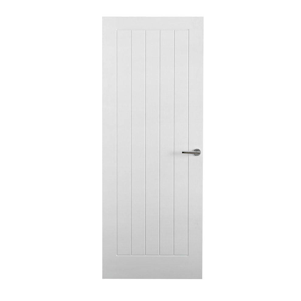 mexicana white grained internal door 1981x838mm moulded. Black Bedroom Furniture Sets. Home Design Ideas