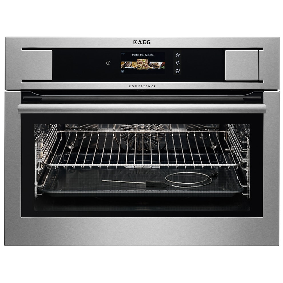 aeg ks845680gm built in compact sous vide steam oven compact ovens magnet trade. Black Bedroom Furniture Sets. Home Design Ideas