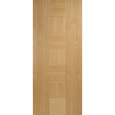Catalonia Oak Internal Door 2040x626mm