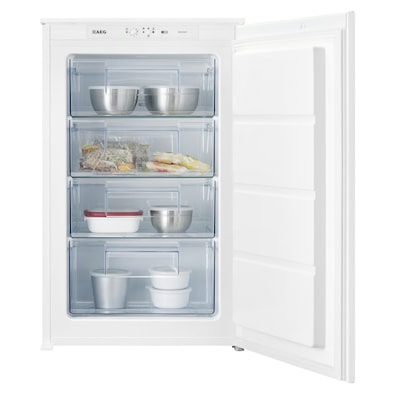 AEG AGS58800S1 Integrated Upright Freezer