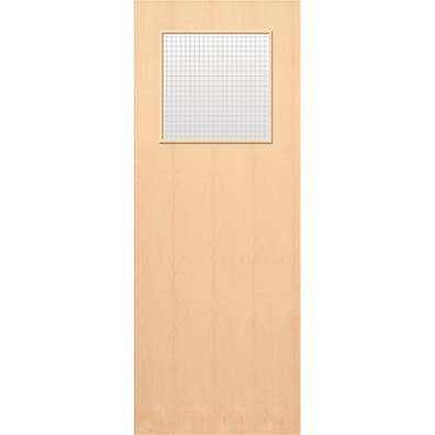 G0 Paintgrade Glazed Internal Fire Door