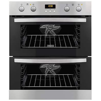 Zanussi ZOF35712XK Built-In Double Oven
