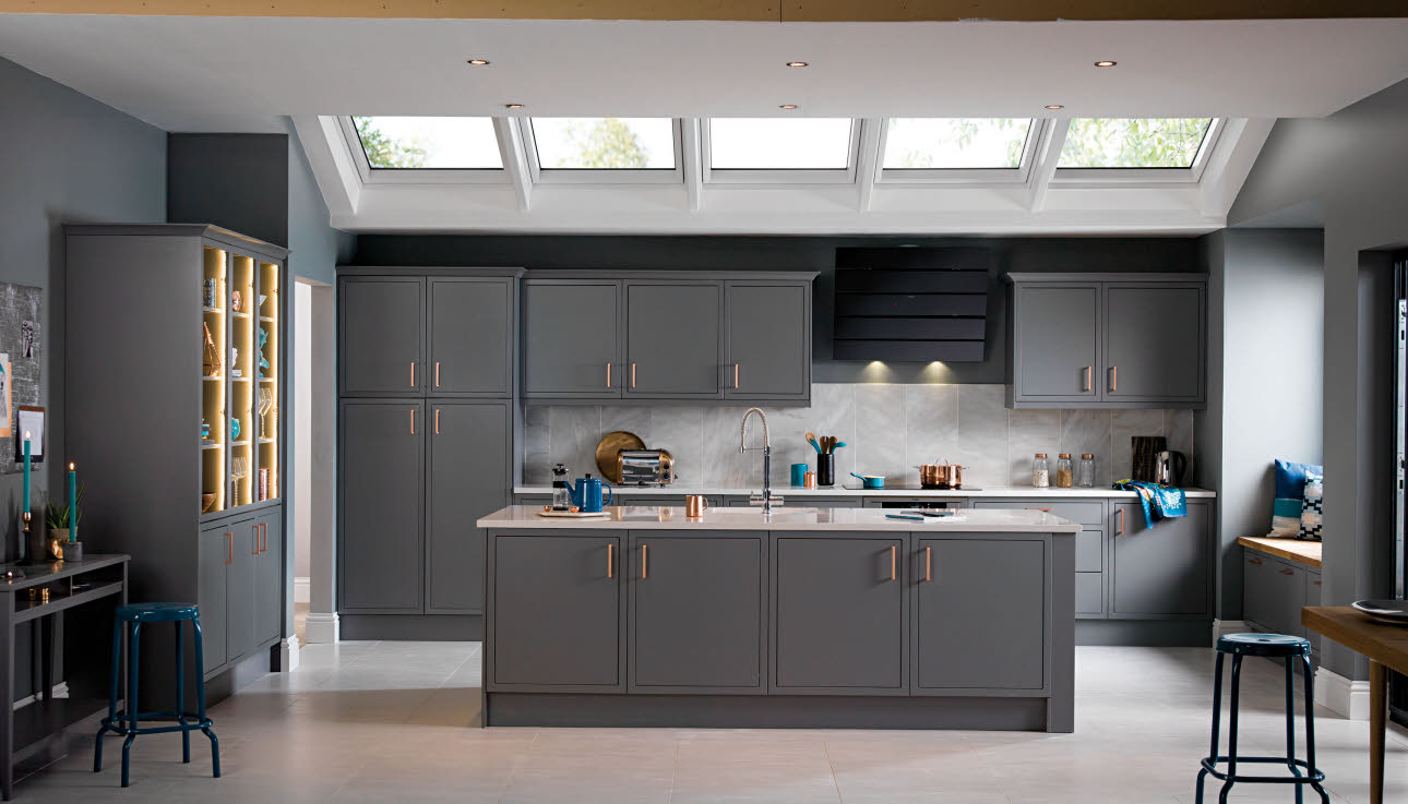 Our Trade Kitchen Styles & Ranges