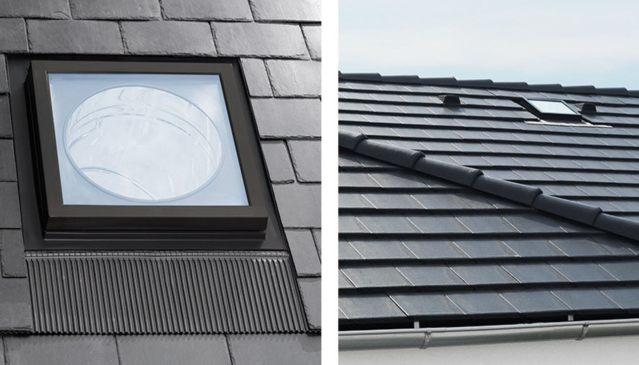 Flat Roof Extension >> Velux Sun Tunnels | Loft Windows | Magnet Trade