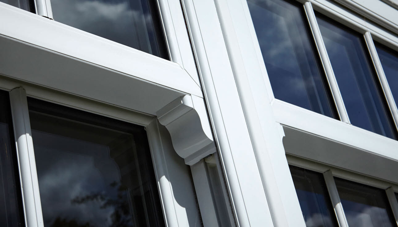 uPVC Sliding Sash