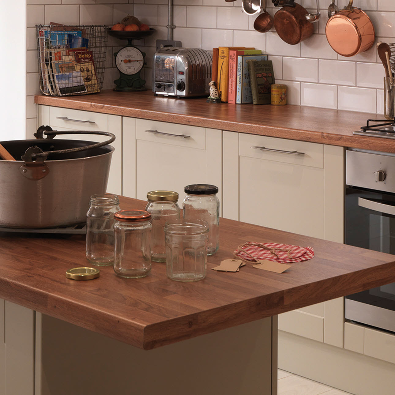 Magnet Laminate Worktop