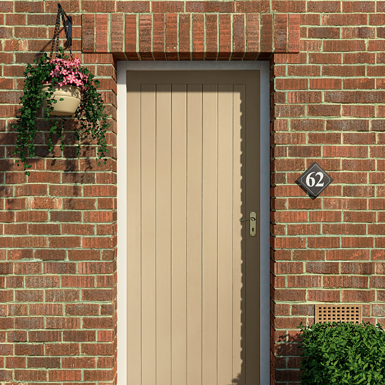 Front external doors back external doors magnet trade for Hardwood doors