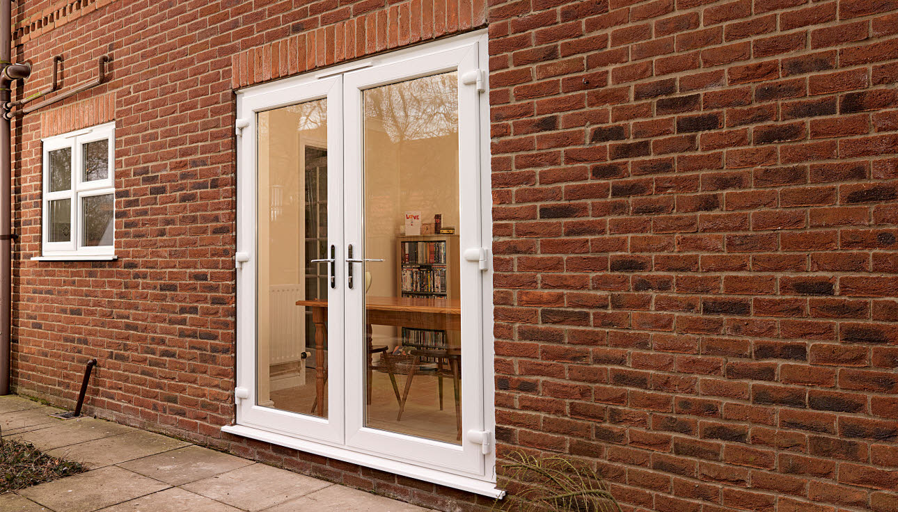 Upvc French Doors Upvc Doors Magnet Trade