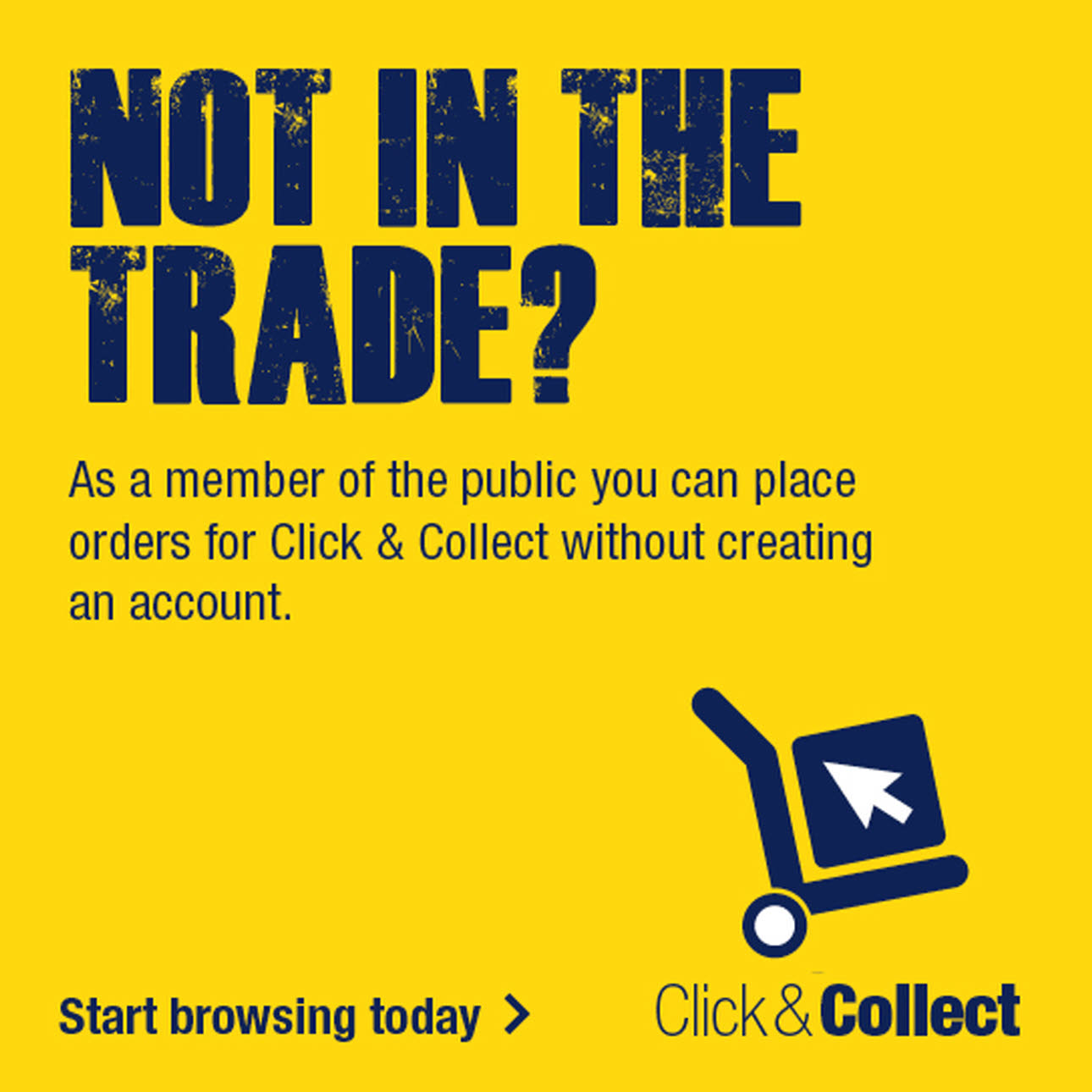 Magnet Ltd. Customer Click & Collect Logo
