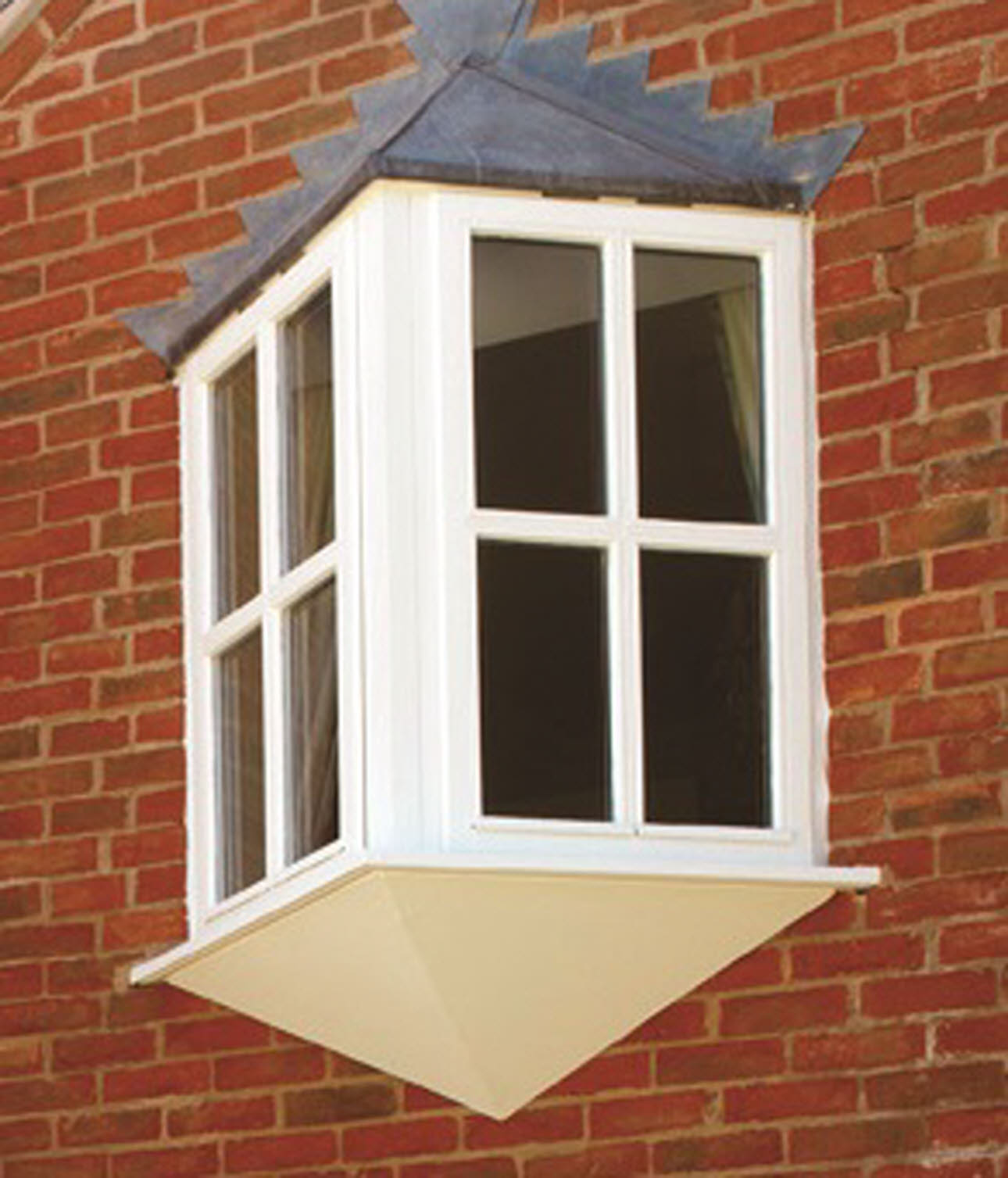 JELD-WEN Oriel Bay Timber Window