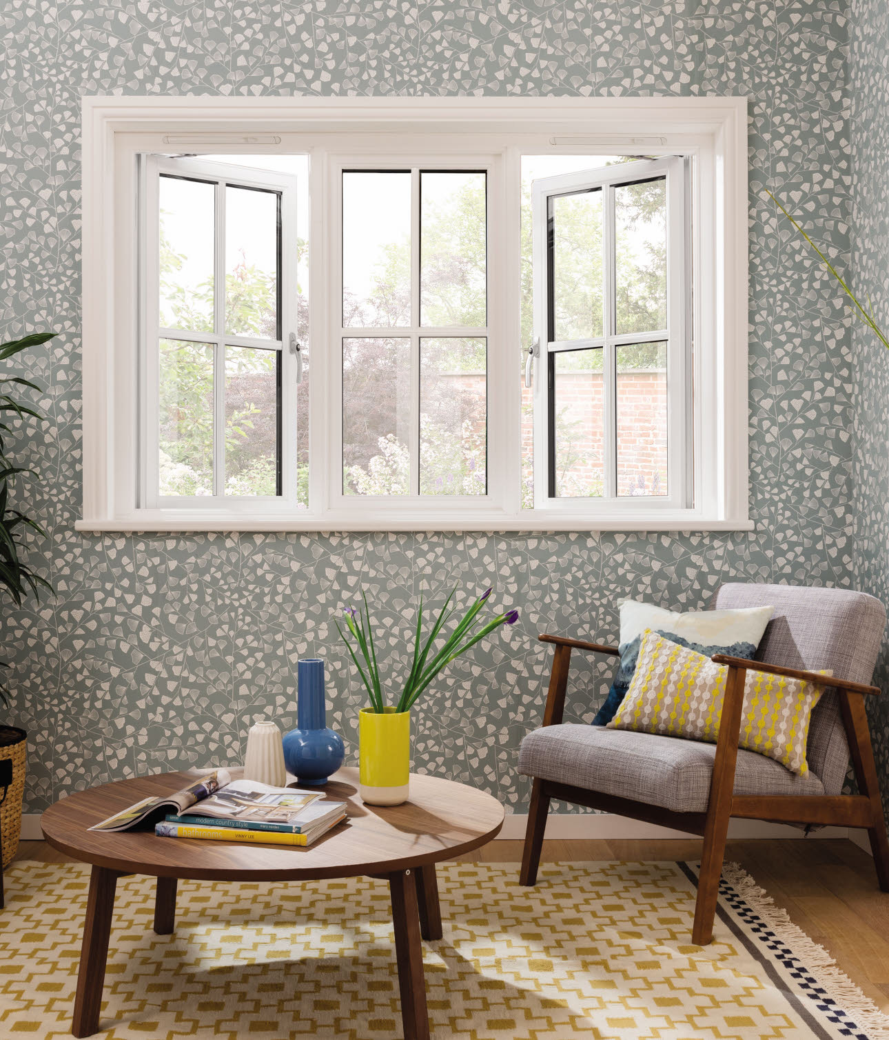 JELD-WEN Stormsure Energy Cottage Bar Timber Window