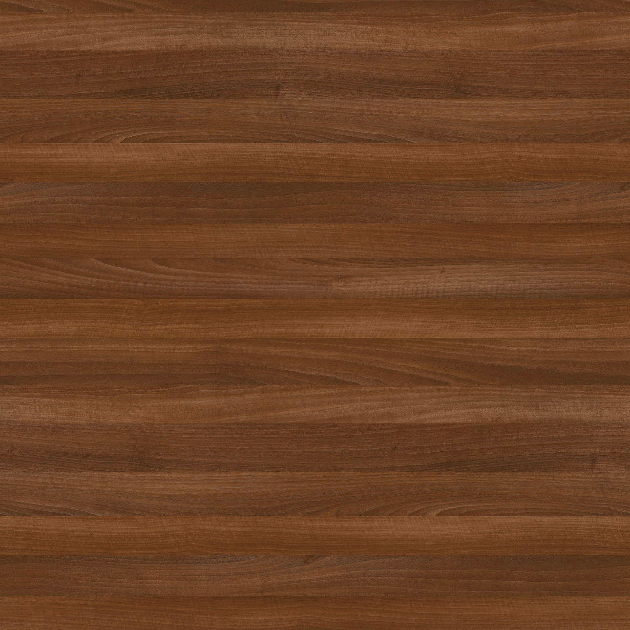 Walnut kitchen worktop, close up