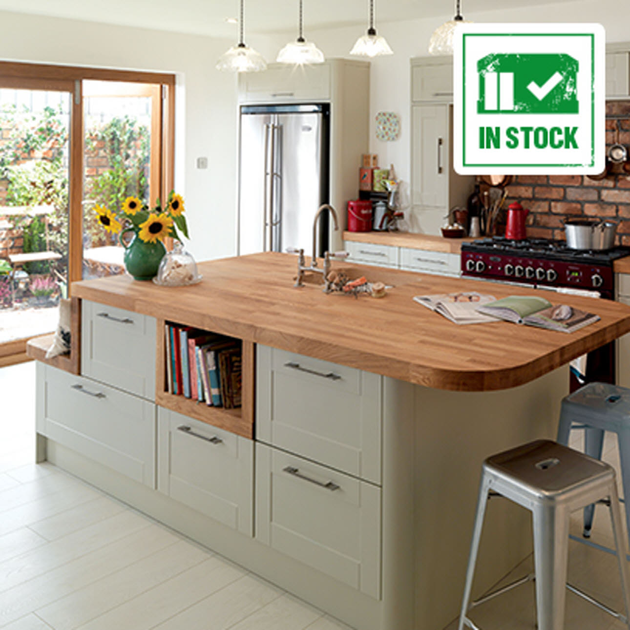 Our Range of In Stock Kitchens | Magnet Trade