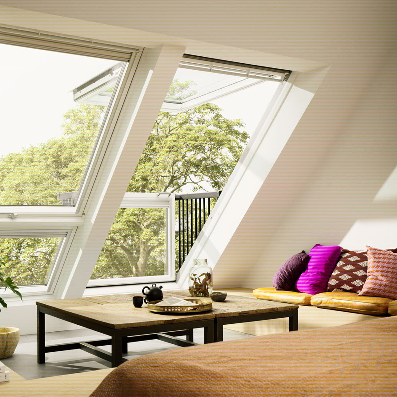 Cabrio Balcony Velux Windows Magnet Trade