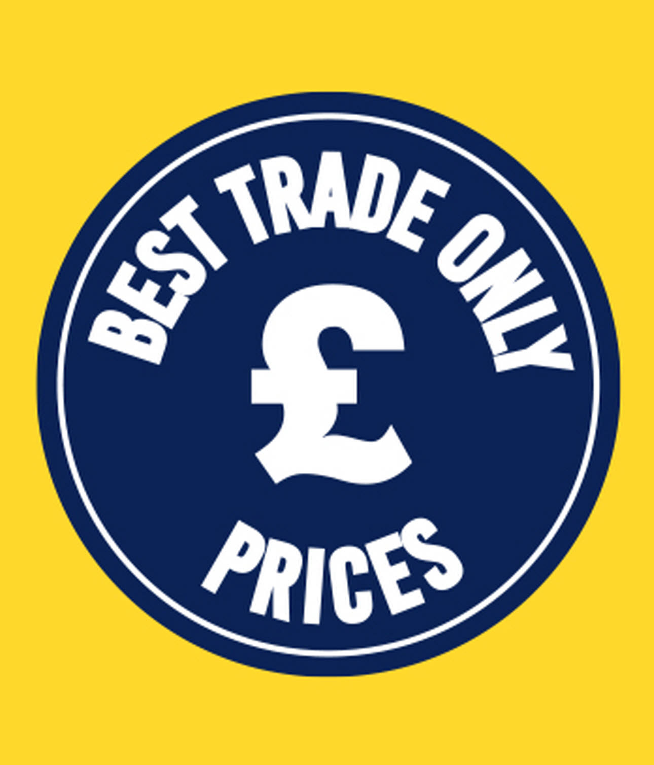Magnet Trade - Best Trade Prices logo, yellow, blue & white