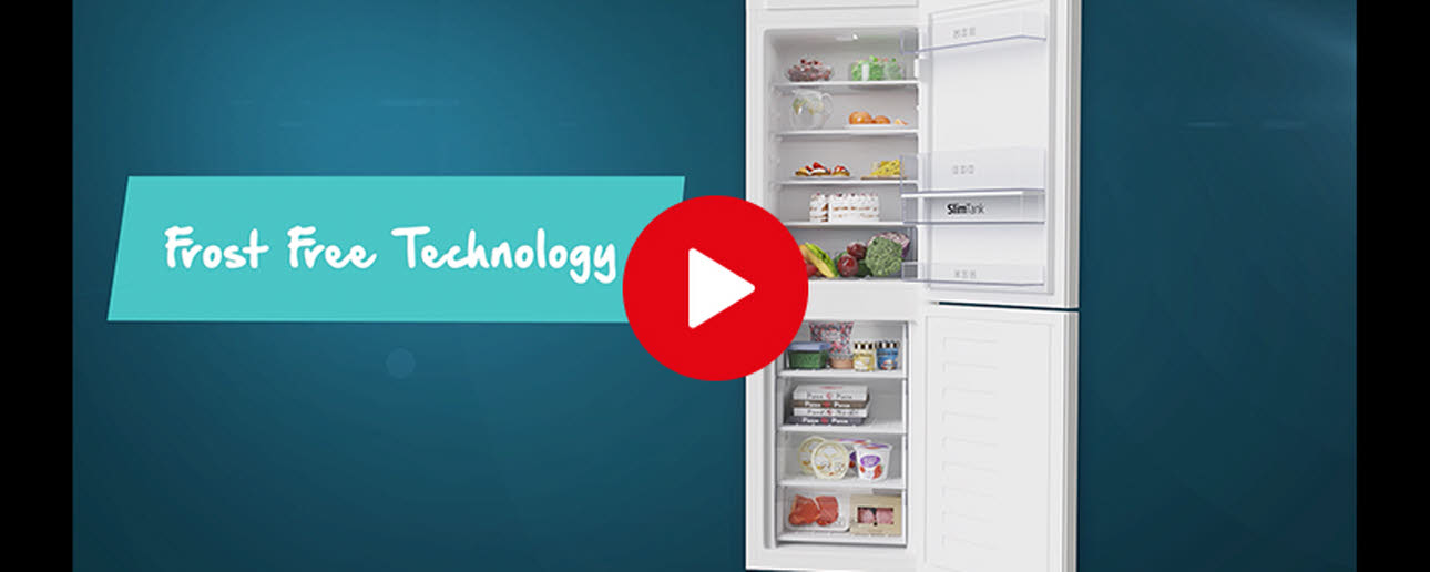 Beko Frost Free Technology