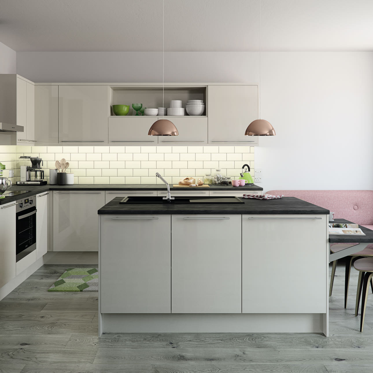 Magnet Trade Kitchen Cabinets