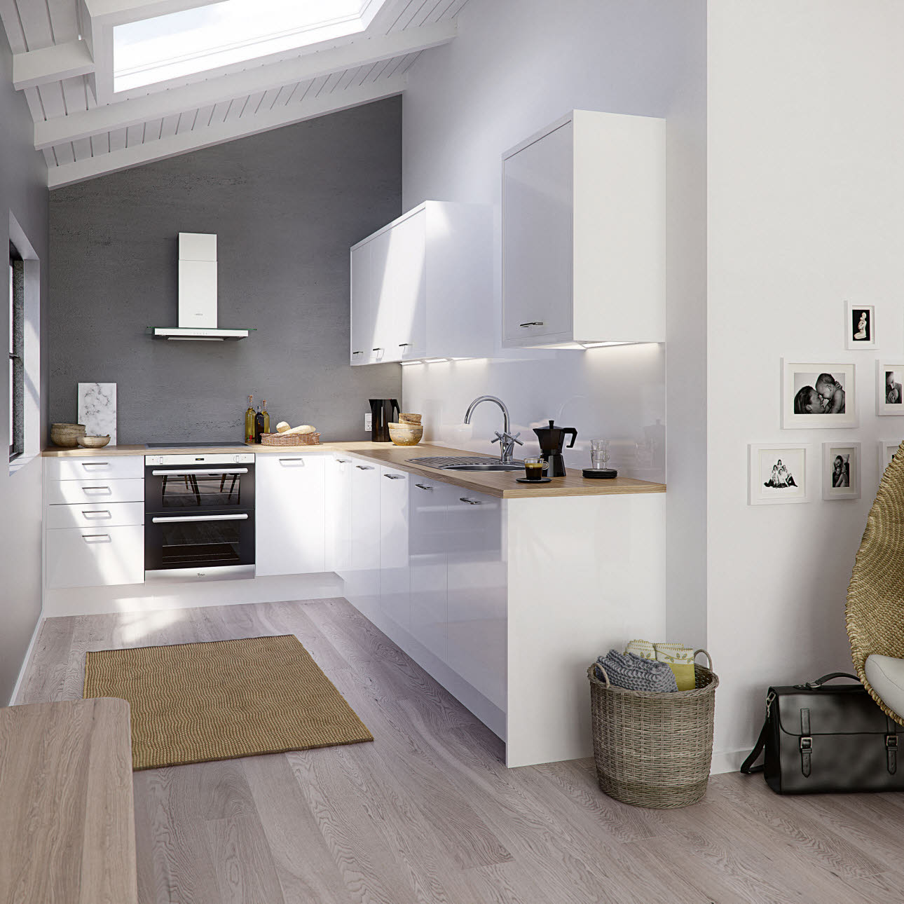 Social Housing Contract Kitchens & Developers   Magnet Trade