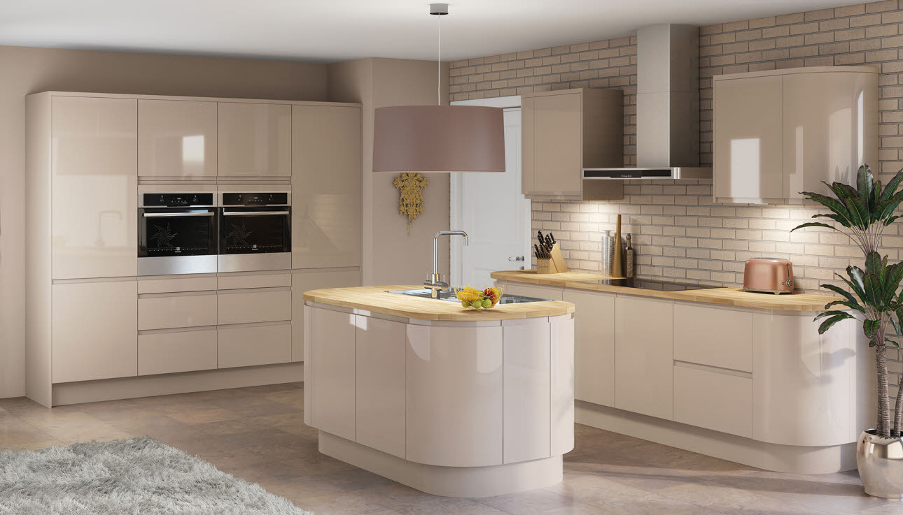 Luna Cashmere Kitchen Style Kitchens Magnet Trade