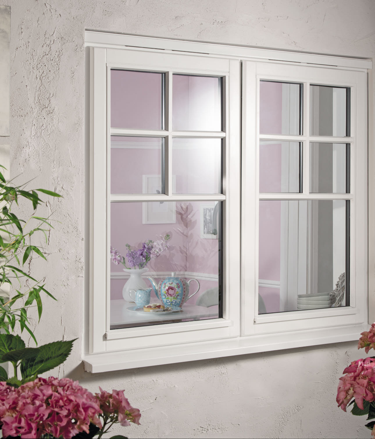 JELD-WEN Standard Victorian Bar Timber Window