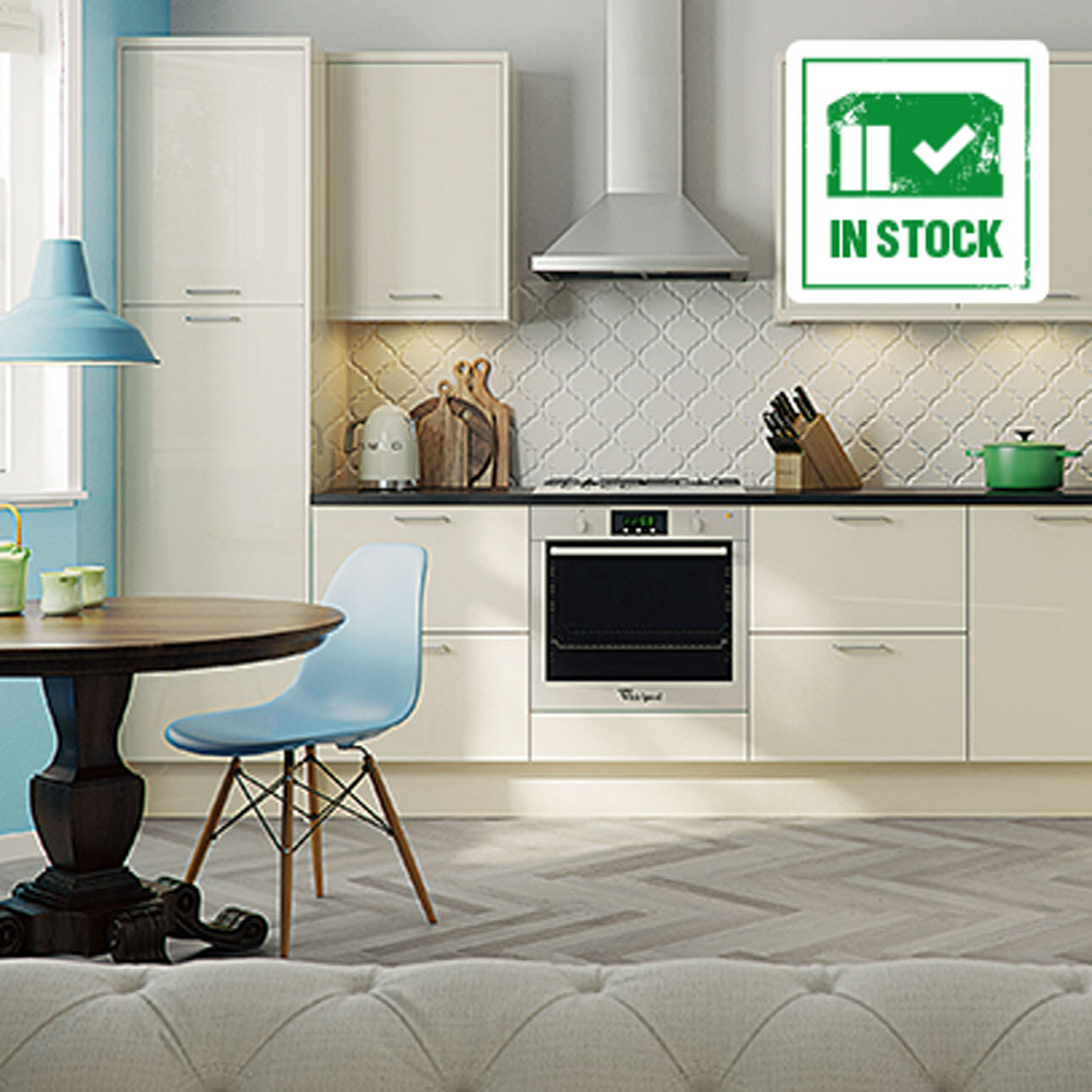 Our Range Of In Stock Kitchens