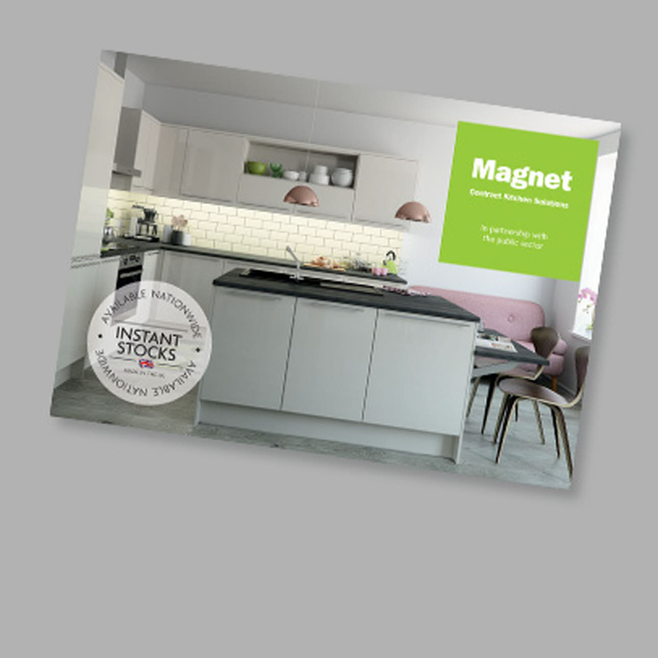 Contract Kitchens From Magnet Trade