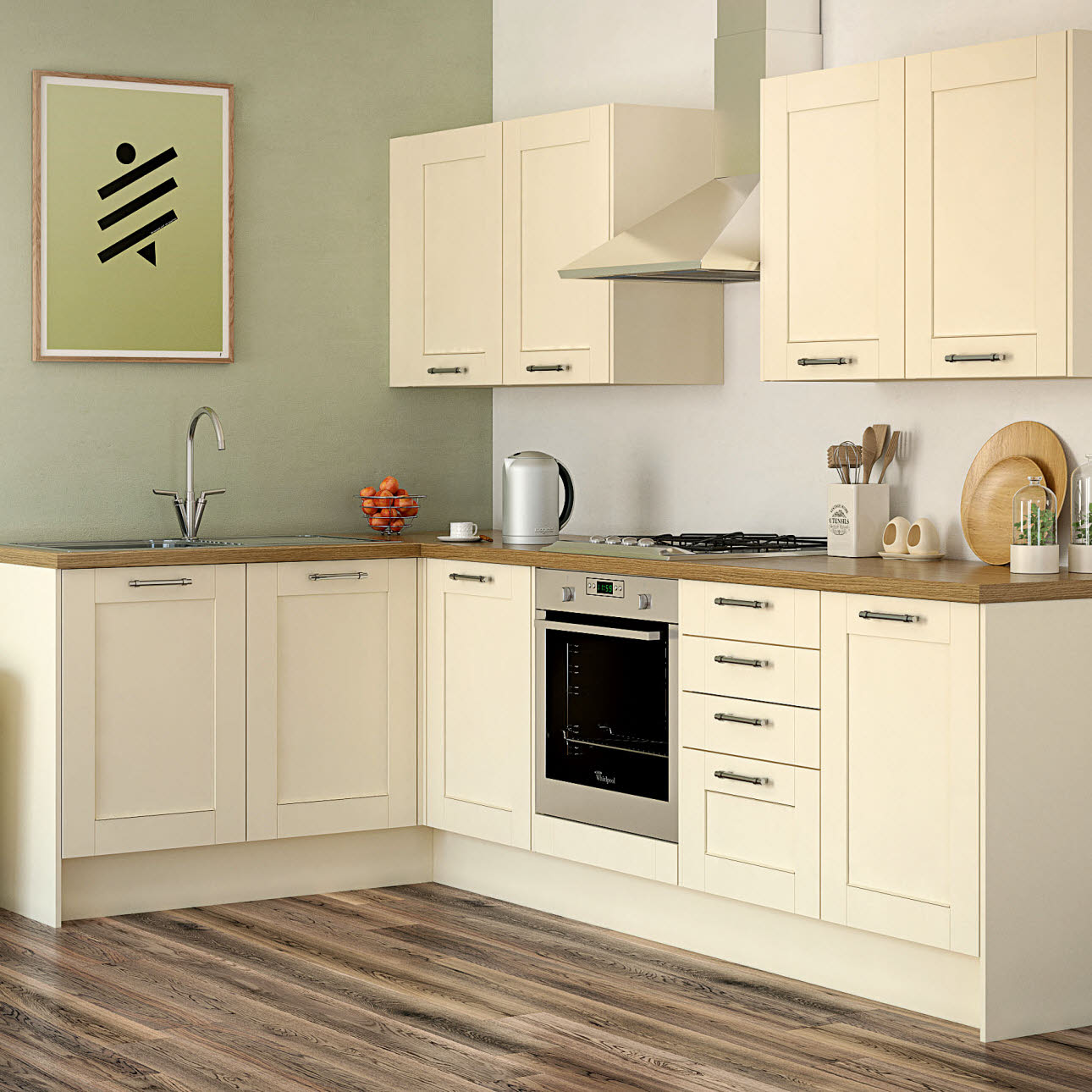 Social Housing Contract Kitchens